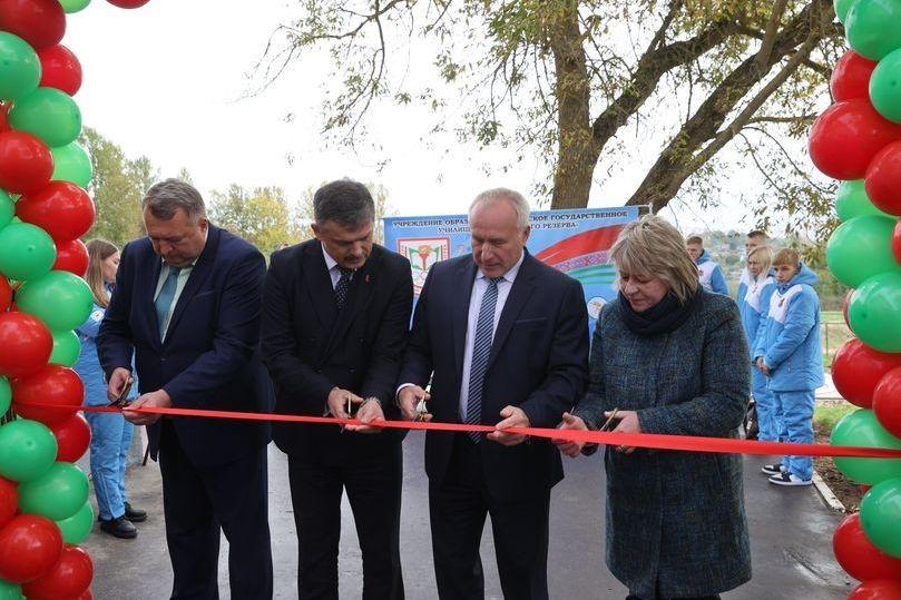29 сентября в Витебском государственном училище олимпийского резерва прошло торжественное открытие тира